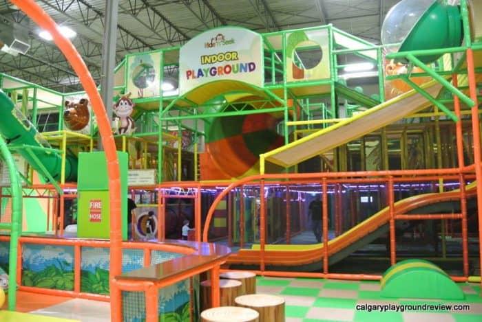 Hide N Seek Indoor Playground -  - Calgary indoor playgrounds