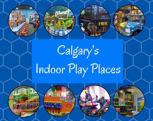 Calgary's Indoor Playgrounds – 2018