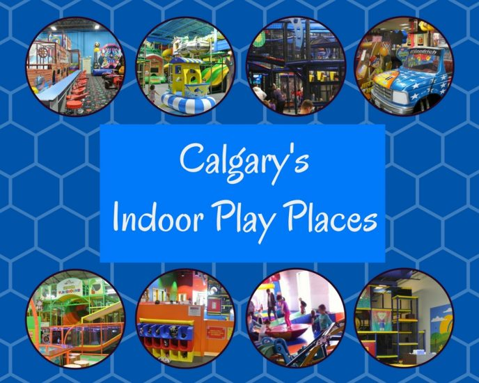 Calgary's Indoor Play Places