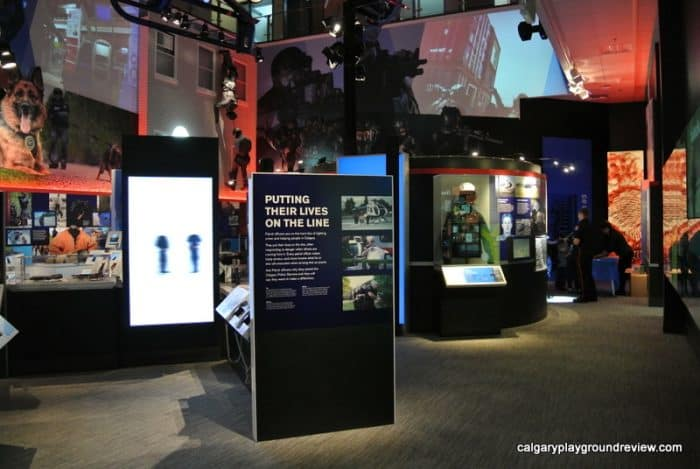 Youthlink Calgary – Police Interpretive Centre