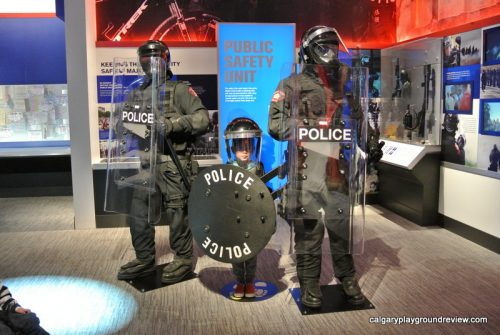 Youthlink Police Interpretive Centre