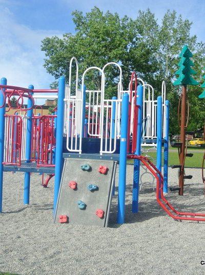 Ecole Notre Dame de la Paix School Playground