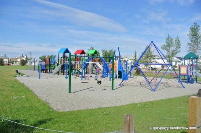 Applewood Park Playground