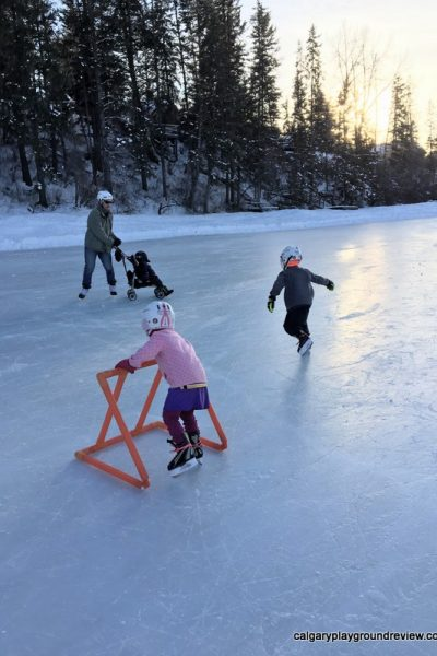 Outdoor Skating in Calgary – Where Can You Take the Kids?