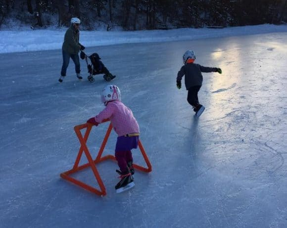 Things to do with kids in Calgary in the Winter
