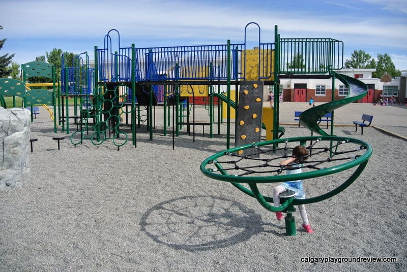 Glendale School Playground
