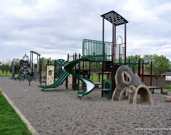 John Laurie Park Playground