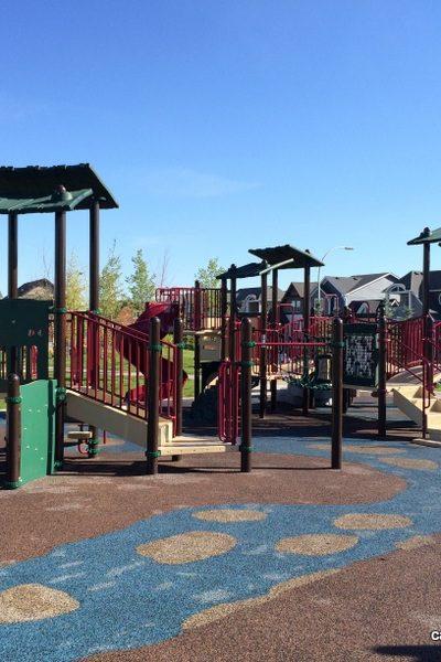 Auburn Bay Toddler Playground