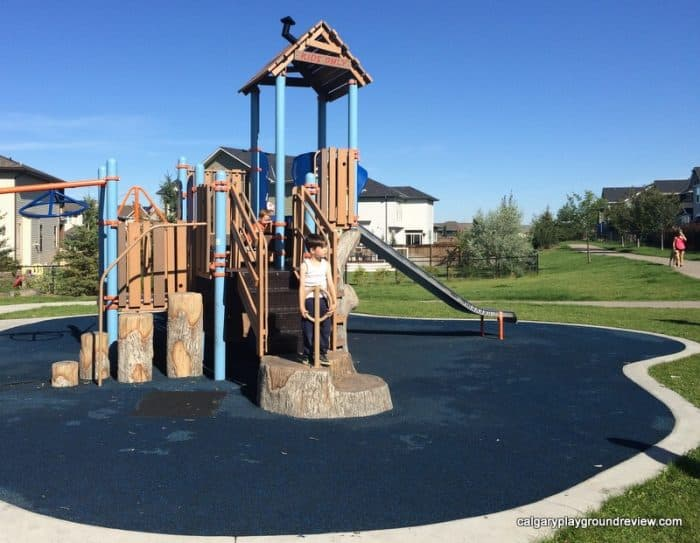Auburn Bay St North Playground