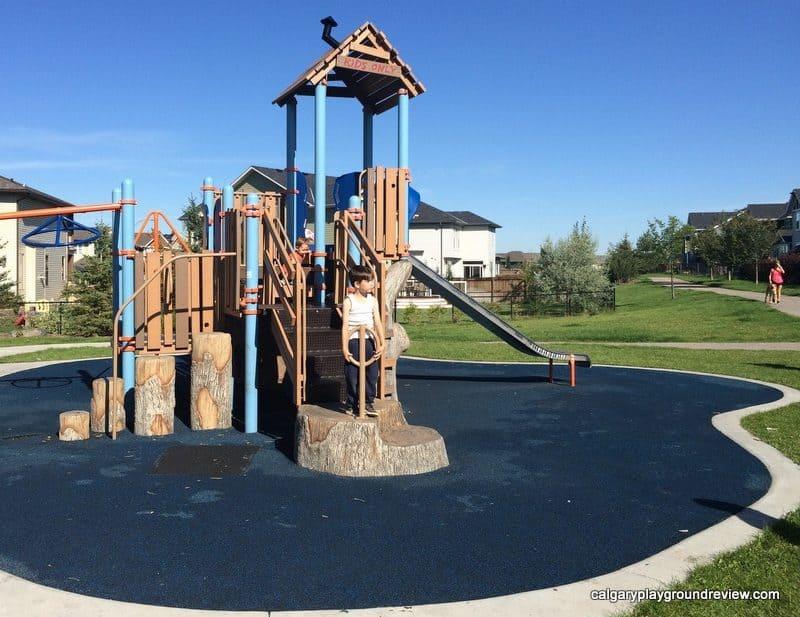 Auburn Bay St North Playground