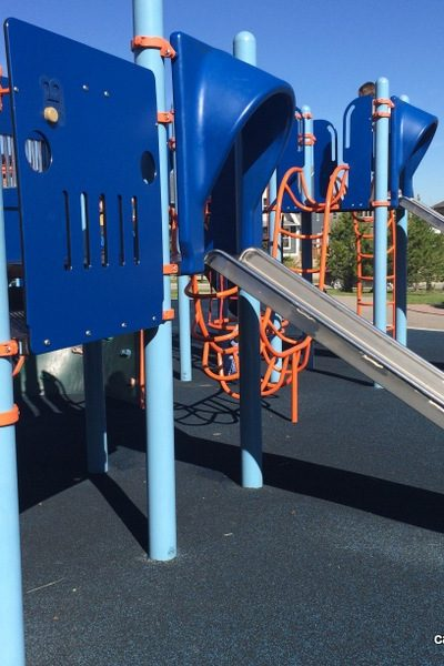 Auburn Bay St South Playground