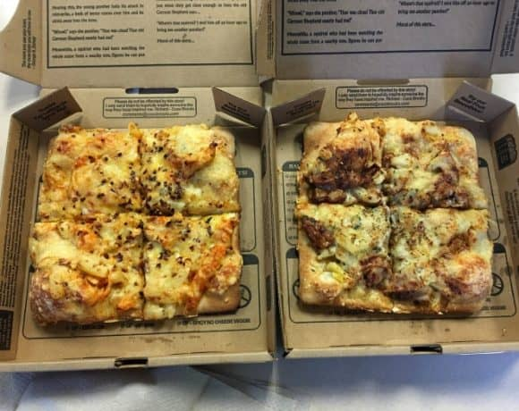 Coco Brooks Pizza – Eating Out With Kids in Calgary