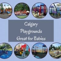 Calgary Playground for Babies