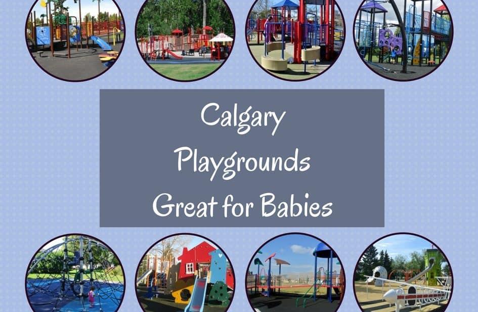 Calgary Playground for Babies