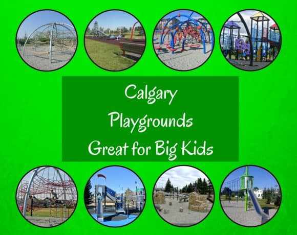 Calgary Playground for Big Kids