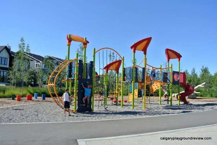 Cooper's Crossing Discovery Playground - Airdrie