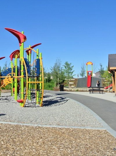 Cooper's Crossing Discovery Playground – Airdrie