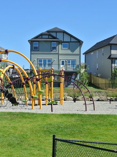 Hillcrest Playground – Airdrie