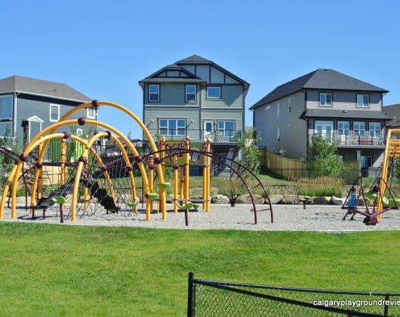 Hillcrest Playground - Airdrie