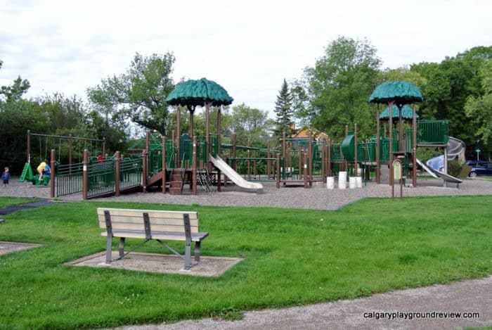 Crescent Heights Park Playground