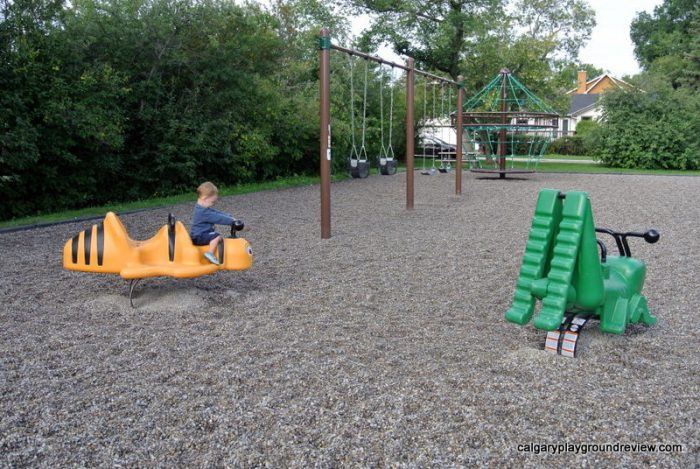 Crescent Heights Park Playground
