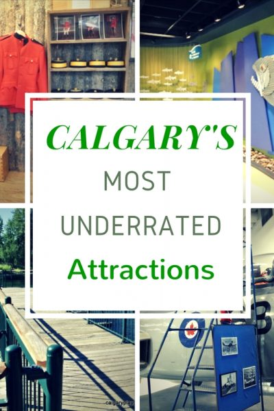 The Most Underrated Calgary Attractions