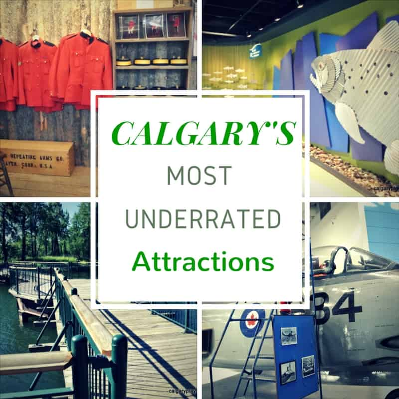 Calgary's Most Underrated Attractions