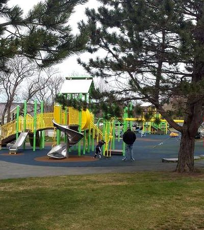 Bannerman Park Playground – St. John's Newfoundland