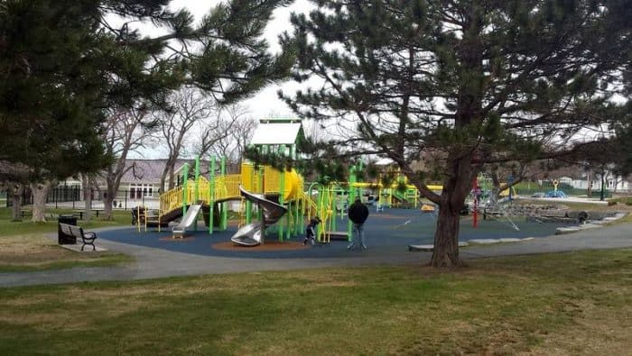 Bannerman Park Playground St John S Newfoundland