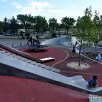 Prairie Winds Park North Playground