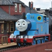 How to make the most of Day Out with Thomas at Heritage Park - 2018