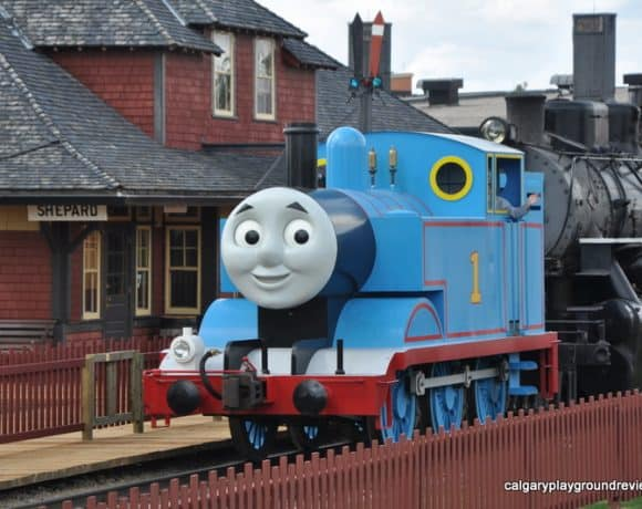 How to make the most of Day Out with Thomas at Heritage Park – 2018