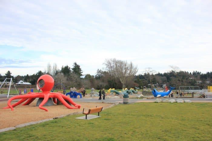 Cadboro-Gyro Park - Victoria, BC