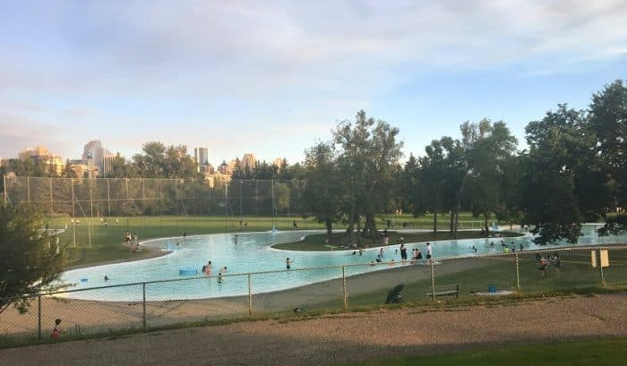 Calgary Water Fun Spray Parks Wading Pools And More 2017