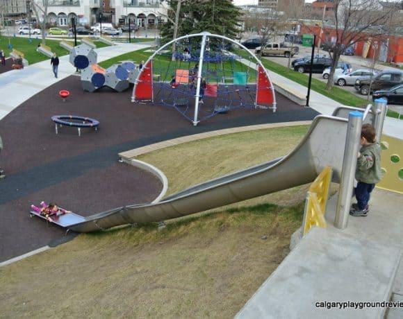 Thomson Family Park Playground