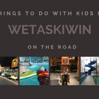 Things to do with kids in Wetaskiwin