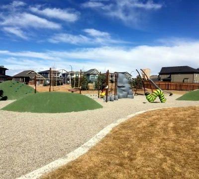 Cranbrook Lane Playground