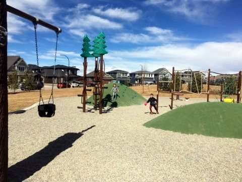Cranbrook way playground 2