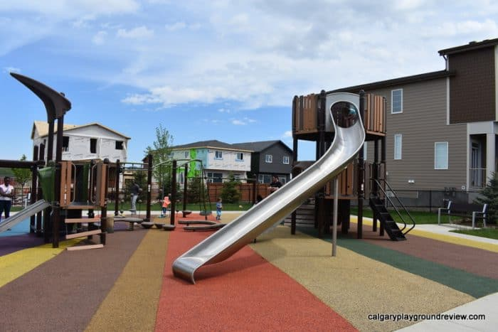 Curious Park Playground – Sage Hill