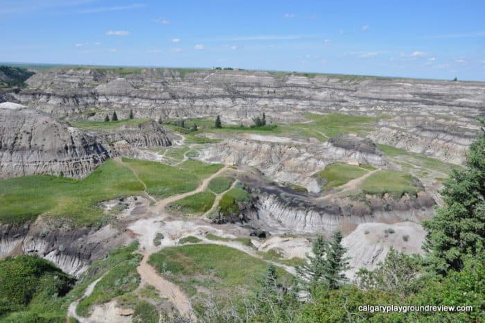Horseshoe Canyon - Drumheller With Kids