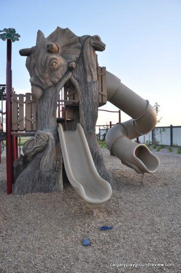 meadowview dinosaur playground leduc ab