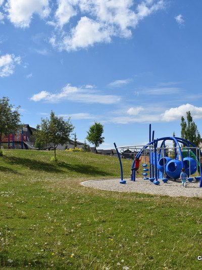 Sage Hill Green Playground