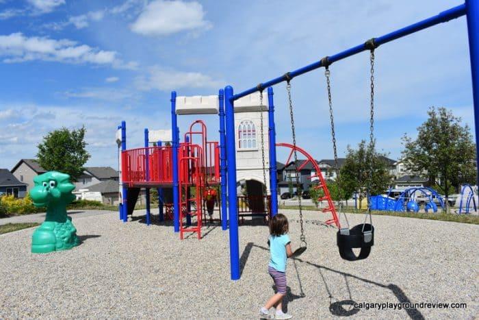 Sage Hill Green Playground