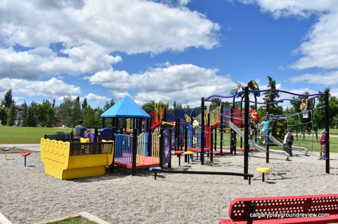 Evergreen Estates Playground