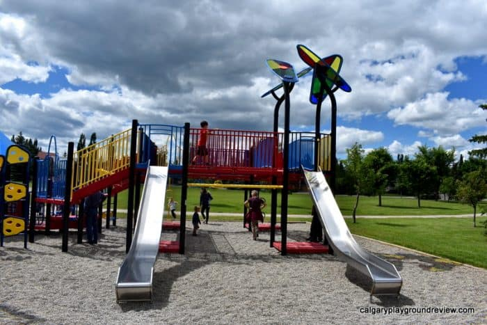 Evergreen Estates Playground