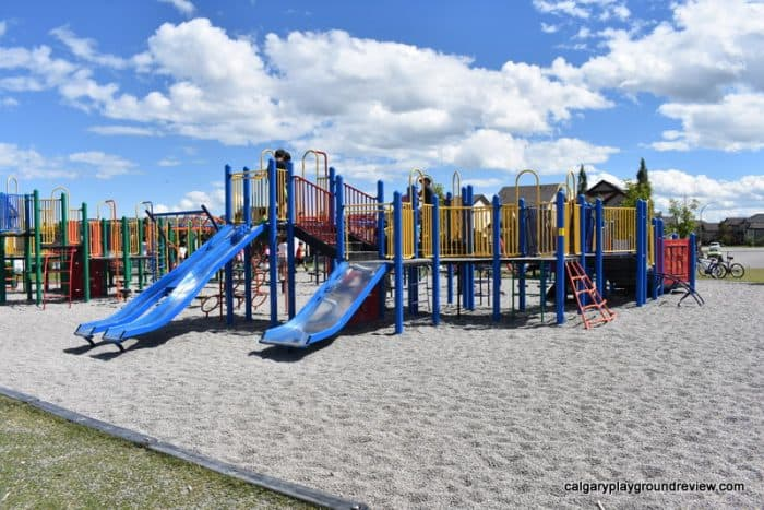 Our Lady of the Evergreens Playground