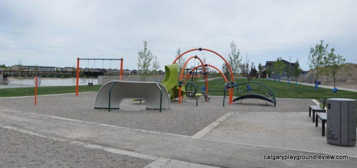 Midtown Playground - Airdrie