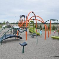 Midtown Playground - Airdrie