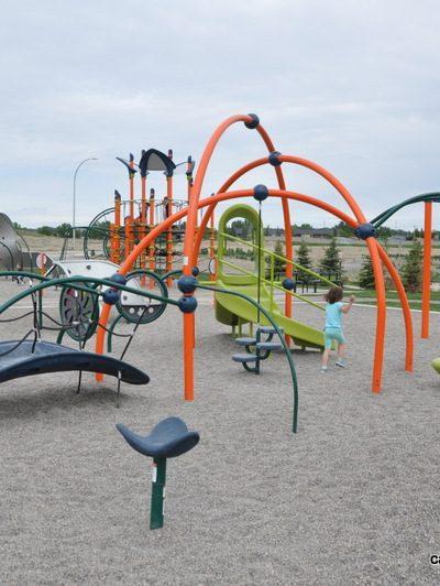 Midtown Playground – Airdrie