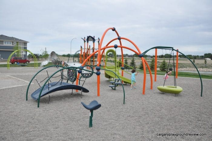 Midtown Playground – Airdrie